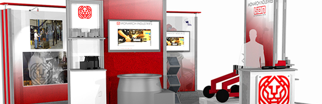 4 Reasons to Rent Displays for Your Next Trade Show