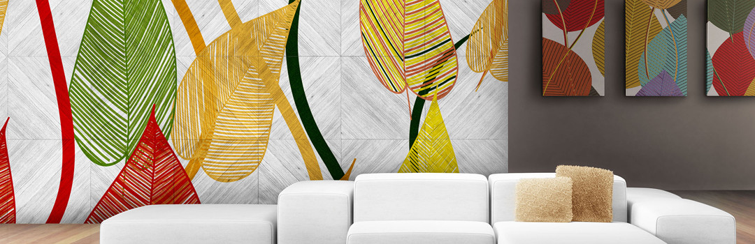 Wallpaper Design Ideas elegant strip wallpaper 4 Beautiful Digital Wallpaper Design Ideas For Your Home