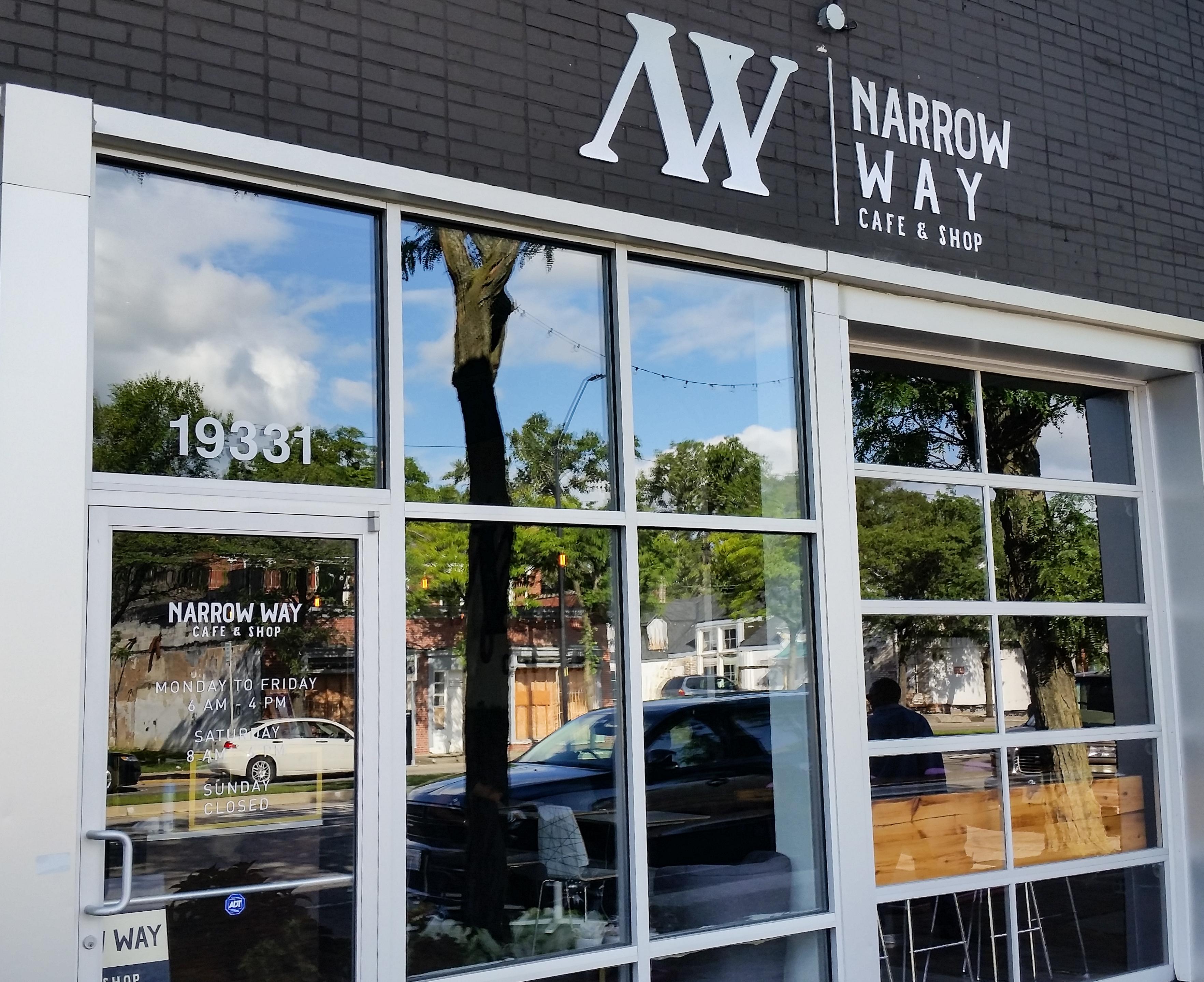 Narrow Way Cafe 02